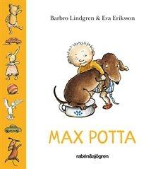 Max Potta Pek Amp L 228 Sbok Barbro Lindgren
