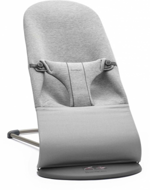 BabyBjörn Babysitter Bliss 3D Jersey Light Grey
