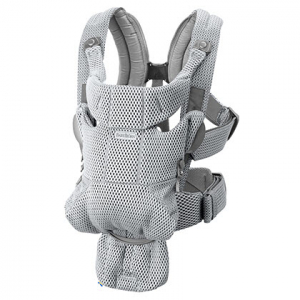BabyBjörn Bärsele Move - 3D Mesh Grey