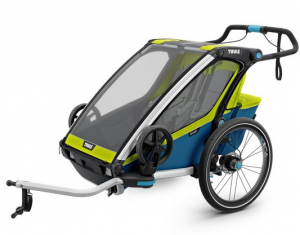 Thule Chariot Sport 2 Chartreuse