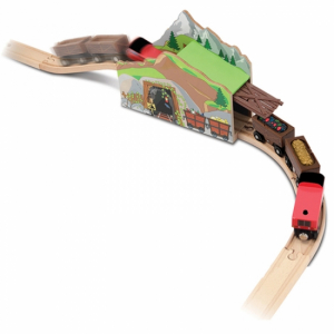 Melissa & Doug Mountain Magic Mine Train Tunnel