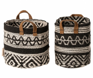Maileg Miniature Baskets 2-pack
