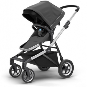 Thule Sleek Charcoal Grey
