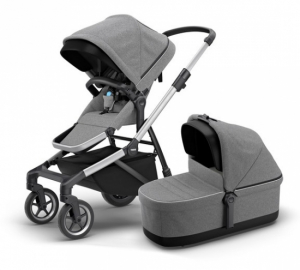 Thule Sleek Duo Grey Melange