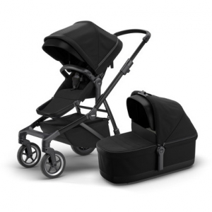 Thule Sleek Duo Black on Black