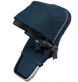 Thule Sleek Syskonsits Navy Blue