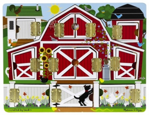 Melissa & Doug Farm Hide & Seek