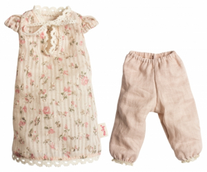 Maileg Medium Pyjamas Rosa