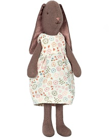 Maileg Mini Bunny Brown Ellie