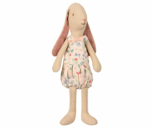 Maileg Mini Bunny Light Flower Suit Rose