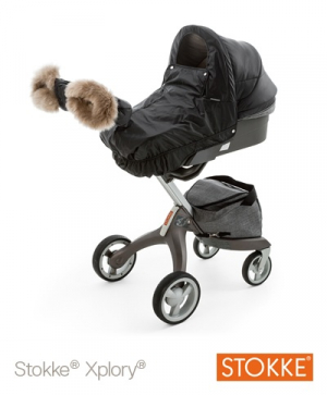 STOKKE Xplory� Winter Kit - Anthracite Melange