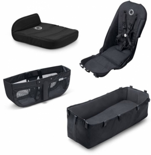 Bugaboo Donkey2 Base Fabric Black