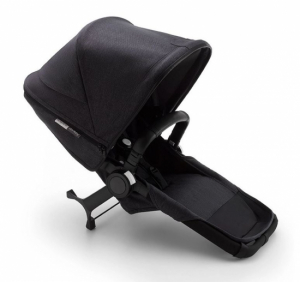 Bugaboo Donkey 3 Extension Set Complete Mineral Washed Black