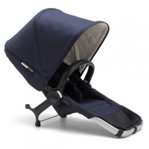 Bugaboo Donkey+ Duo Extension Set Classic Navy Blue