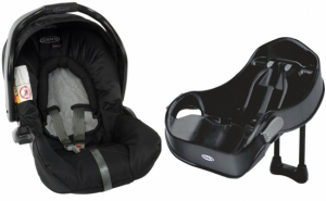 Graco Junior Sport Luxe inkl bas