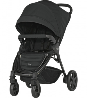 Britax B-Agile 4 Plus Sufflett Black Thunder