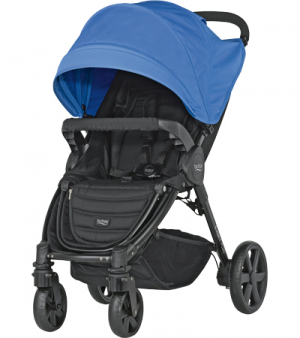Britax B-Agile 4 Plus Sufflett Blue Sky