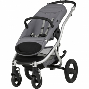 Britax Affinity 2 Chassi Bas Silver