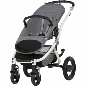 Britax Affinity 2 Chassi Bas Vit