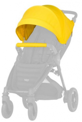 Britax Sufflettkit Sunshine Yellow