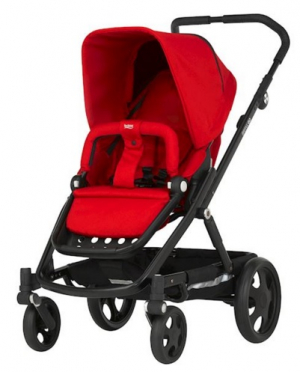 Britax Go 2016 Flame Red
