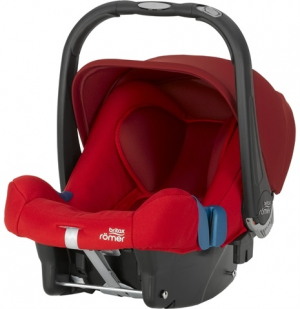 Britax Babyskydd Baby-Safe Plus SHR II, Flame Red