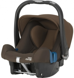 Britax Babyskydd Baby-Safe Plus SHR II, Wood Brown