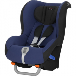 Britax Max-Way Ocean Blue, Black Series