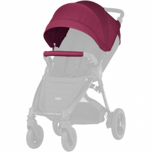 Britax Sufflettkit Wine Red