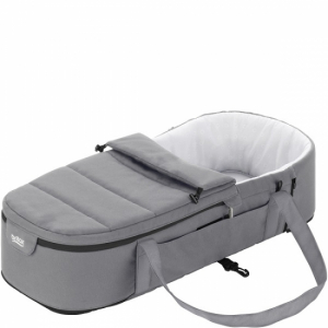 Britax Go Big Mjuklift Steel Grey