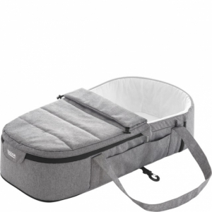 Britax Go Big Mjuklift Grey Melange
