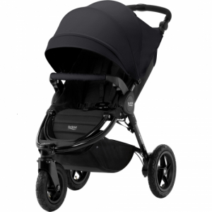 Britax B-Motion 3 Plus Cosmos Black