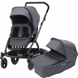 Britax Go Next² Duo 2018 Graphite Melange