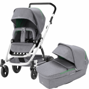 Britax Go Next² Duo 2018 Dynamic Grey