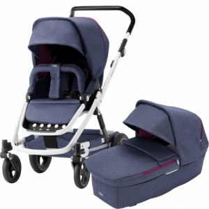 Britax Go Next² Duo 2018 Oxford Navy