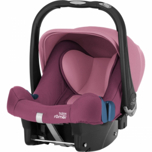 Britax Babyskydd Baby-Safe Plus SHR II, Wine Rose
