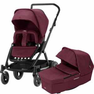 Britax Go Next² Duo Wine Melange