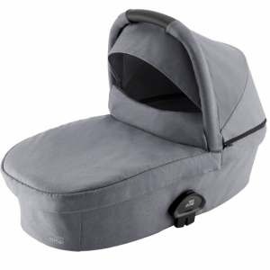Britax Smile 3 Liggdel Frost Grey/Black handle