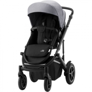 Britax Smile 3 Sittvagn Frost Grey (Black Handle)