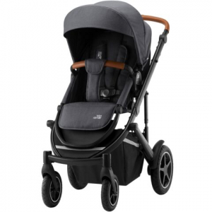 Britax Smile 3 Sittvagn Midnight Grey