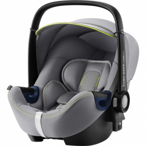 Britax Baby-Safe² i-Size Cool Flow Silver