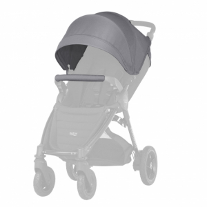 Britax Sufflettkit Steel Grey