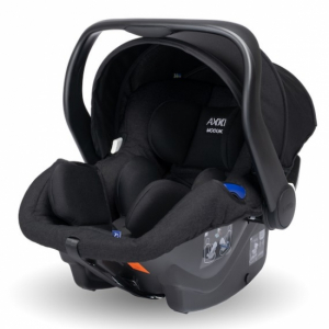 Axkid Modukid Infant Premium Shell Black