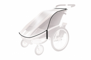 Thule Chariot Regnskydd Cougar1/CX1