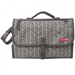 Skip Hop Pronto Signature Grey Feather