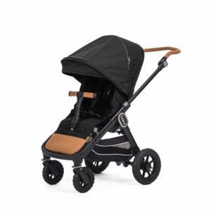 Emmaljunga 2020 NXT30 Outdoor Black Eco