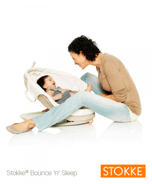 STOKKE Bounce ´n´ sleep babysitter