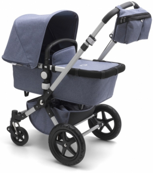 Bugaboo Cameleon 3 Fresh Collection+ Blue Melange