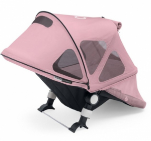 Bugaboo Breezy Sun Canopy Fox & Cameleon 3, Soft Pink