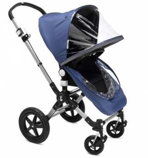 Bugaboo Regnskydd High Performance Sky Blue, Cameleon